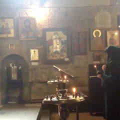 Chant in Anchiskhati basilica, Tbilisi