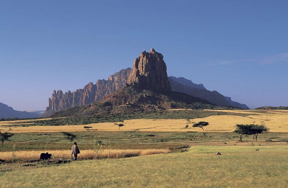 Hiking tour in Ethiopia