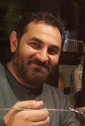 Luarsab Togonidze, guide with John Graham Tours