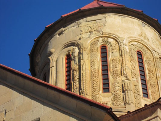 Detail Betania Monastery 12th c
