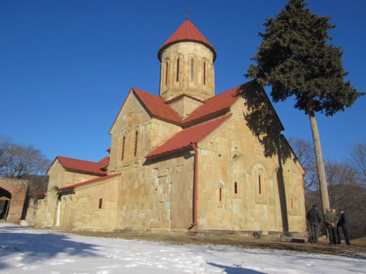 Betania Monastery 12th c
