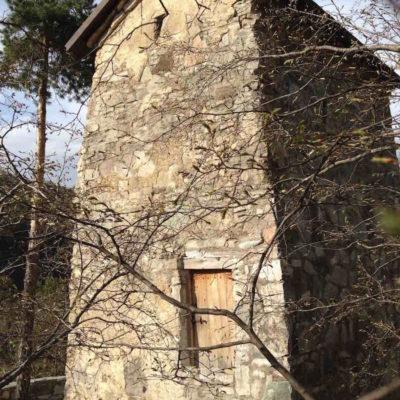 St. Simeon Stylite Tower Church, near Rkoni Monastery