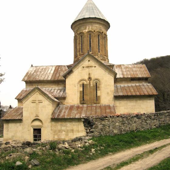 Kvatakhevi Monastery