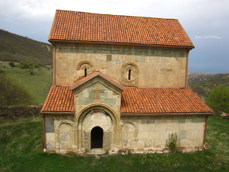 Maghalaant Church, Kartli churches