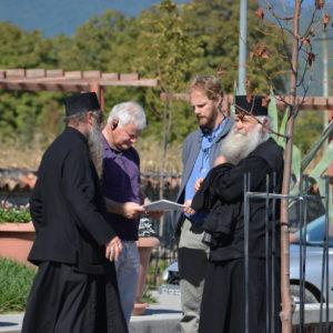 John with Bishop David