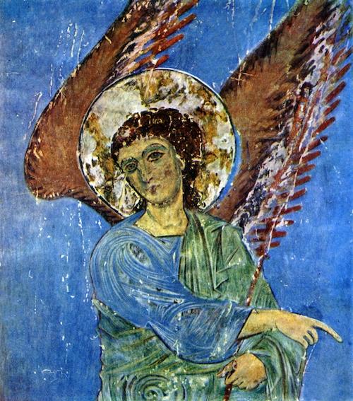 Archangel Gabriel, Kintsvisi Monastery