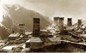 Historic Towers, Svaneti
