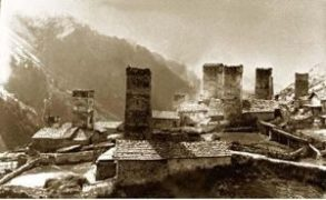 Historic Towers, Svaneti