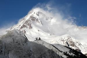Gergeti Sameba Monastery