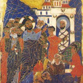 Kriste aghdga (Christ is Risen) – Georgian Easter chants
