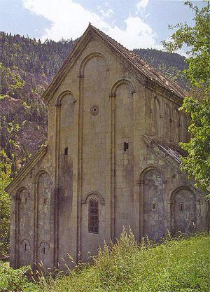 Parkheta Monastery