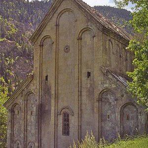 Parkheta Monastery, Turkey